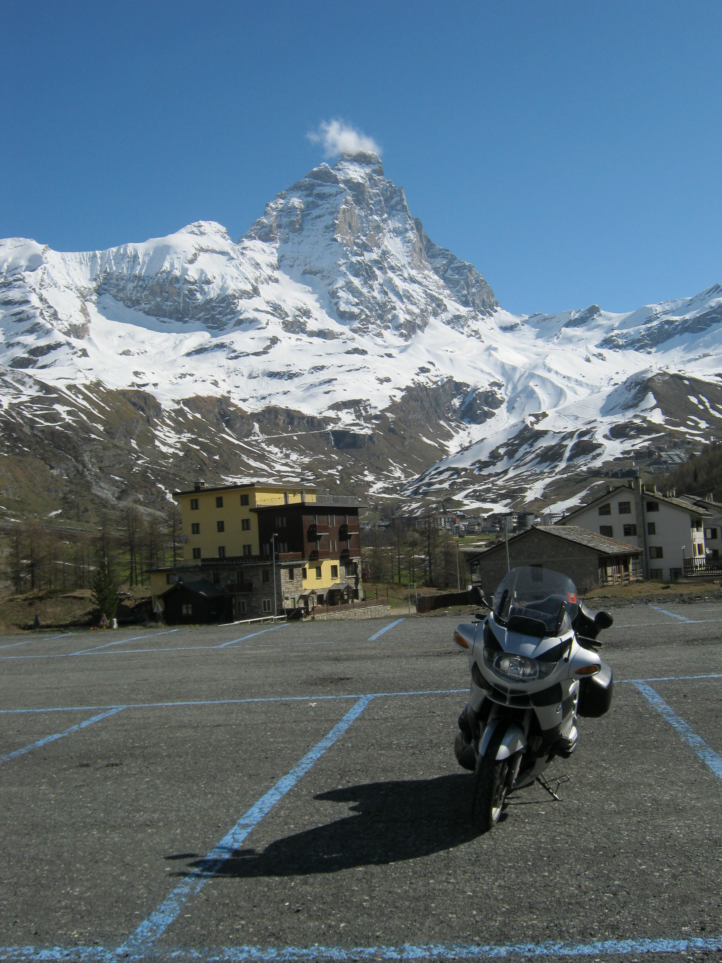 Mont Cervinia (the Matterhorn)