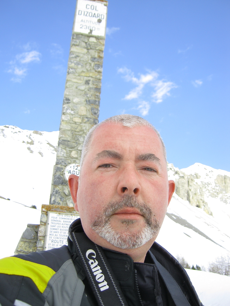 Summit of Col d'Izoard