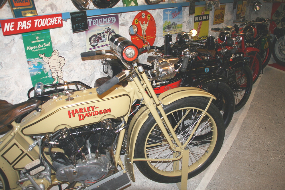 Moto Museum - Entrevaux