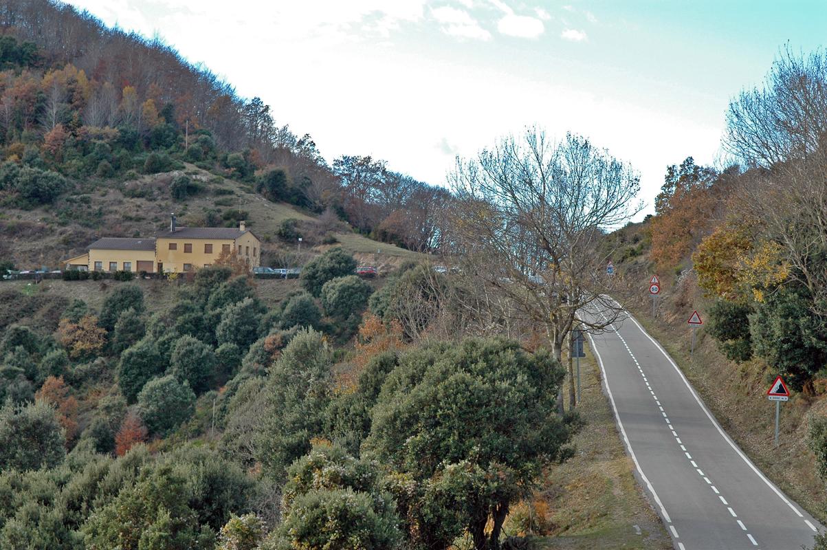 BV-5301 towards Montserrat