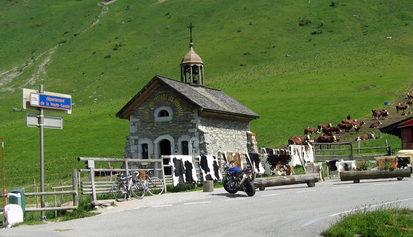 Col des Aravis Church of Saint Anne – The Protector of Travelers