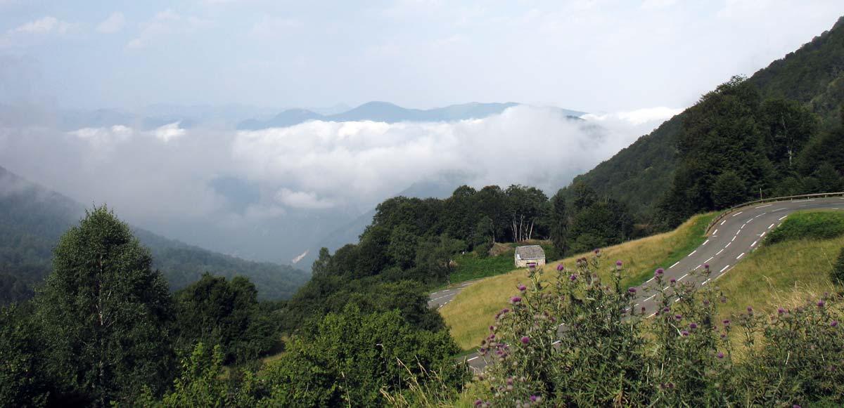Col de Menté (1,349m)