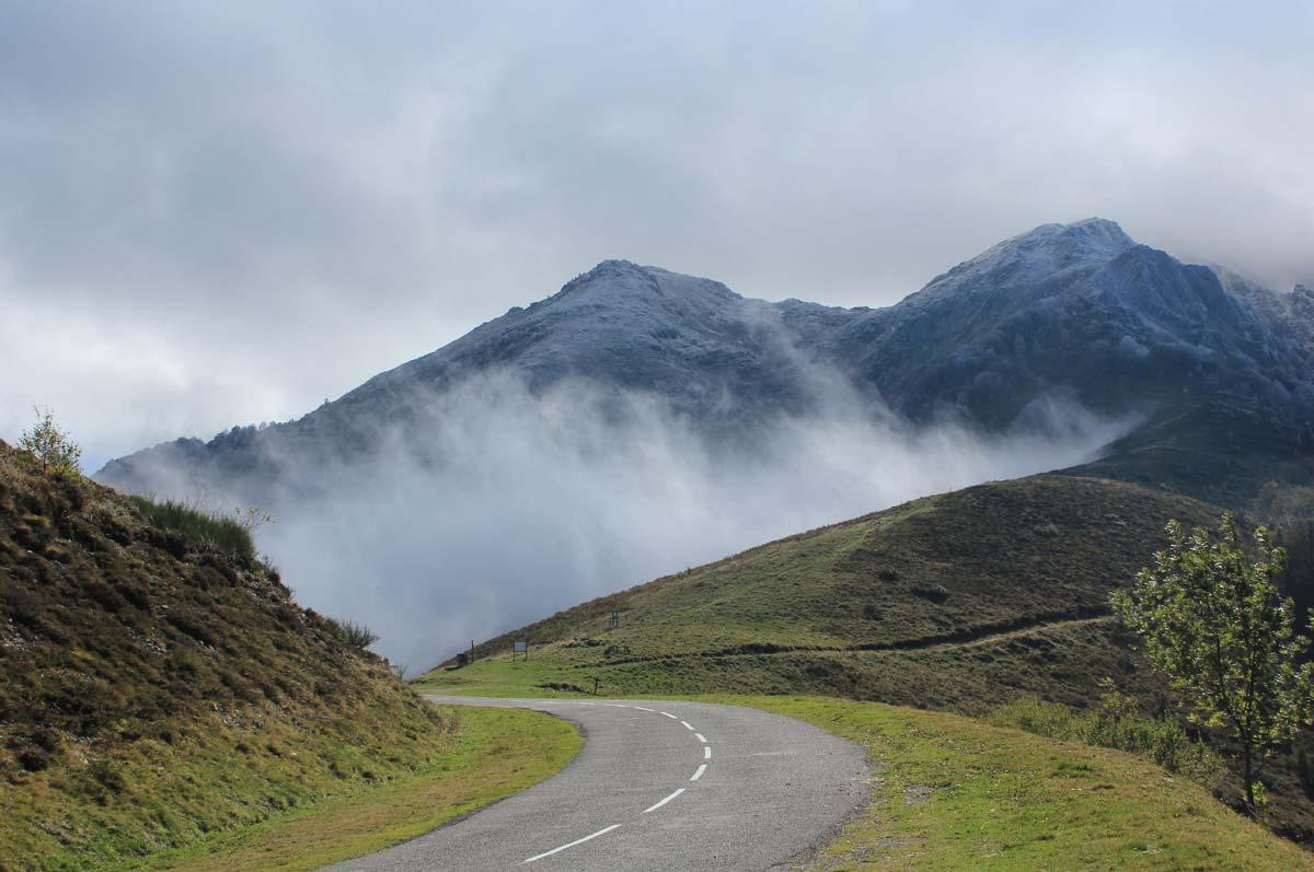 Col de la Core (1,396m)