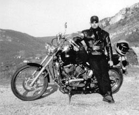 Me and my Kawasaki VN800A