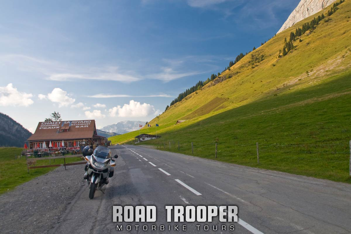 2011 Tour - Col des Aravis