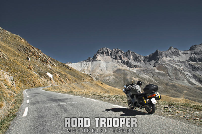 2011 Alps Tour - Col du Galibier, South Ramp