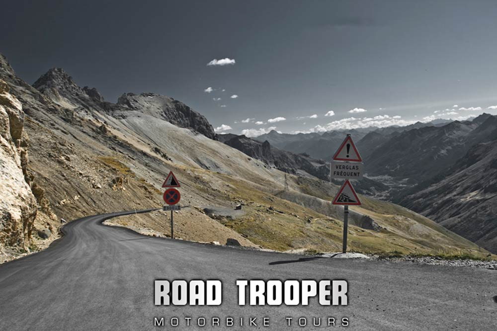 2011 Alps Tour - Col du Galibier Tunnel Bypass