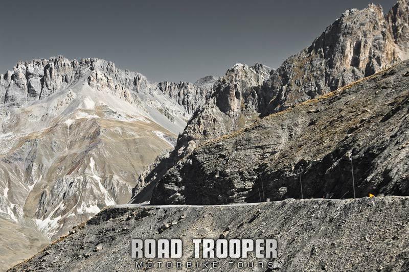 2011 Alps Tour - Col du Galibier, North Ramp