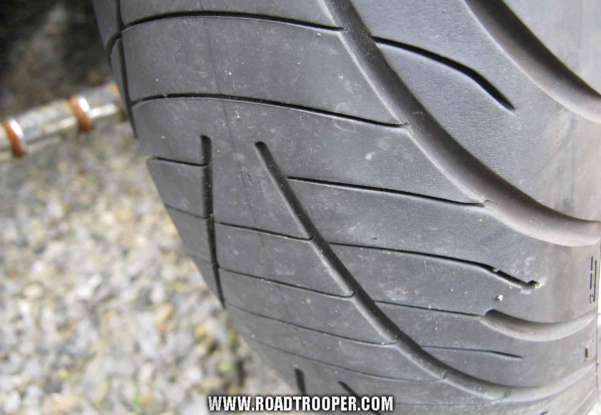 Michelin Pilot Front Tire